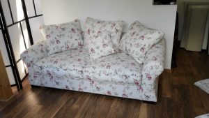 upholstery cleaning procedure