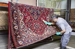 cork carpet cleaning
