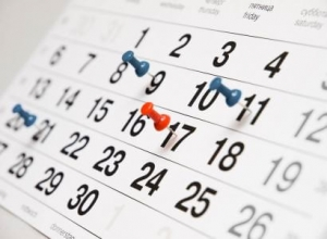 cleaning maintenance schedule