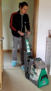carpet cleaning service in Cork